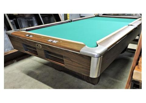 Used pool tables