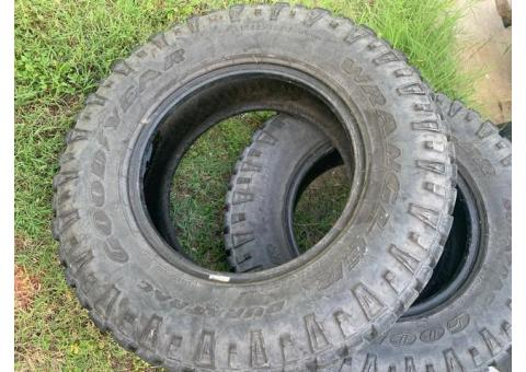17 Inch Goodyear Tires