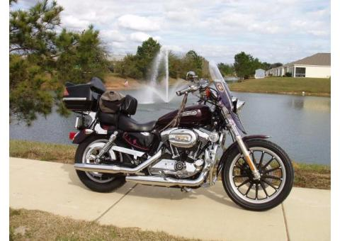 Harley Sportster XL 1200 Low Touring