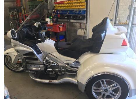 Exceptional Honda Trike/Trailer/Accessories