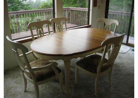 Ethan Allen Dining room set