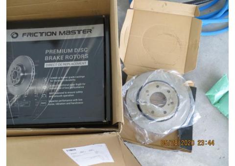 ford rotors