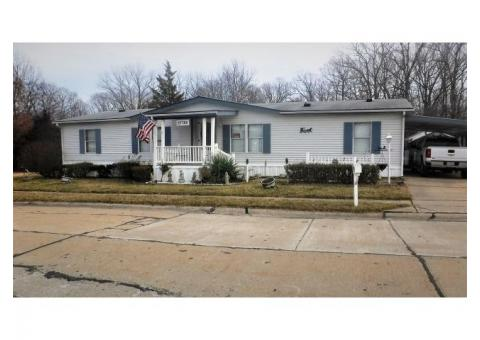 Modular Home in Retirement Community