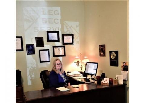 Peninsula Legal Secretarial Services LLC