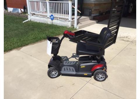 Golden Buzzaround Ex scooter
