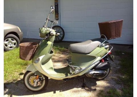 Genuine Motor Scooter Company Buddy 150
