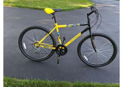 Titan Pioneer Mountain Bike