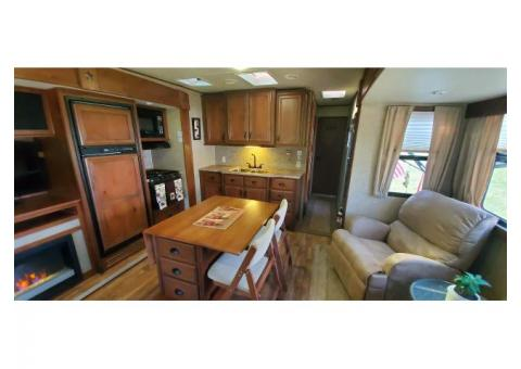 2013 Travel Trailer